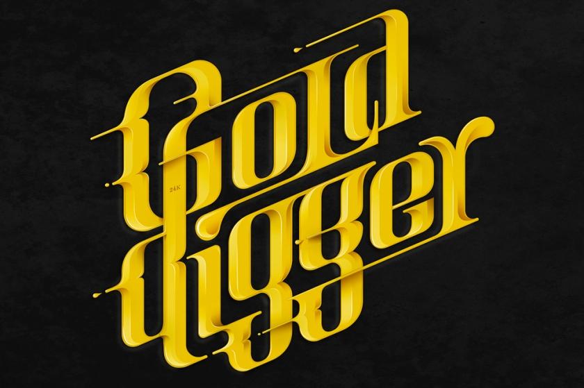 Image result for gold digger